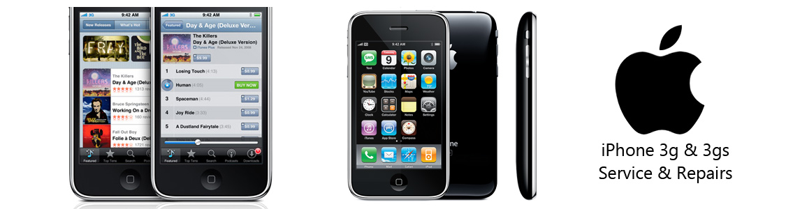 iPhone 3G & 3Gs Repair